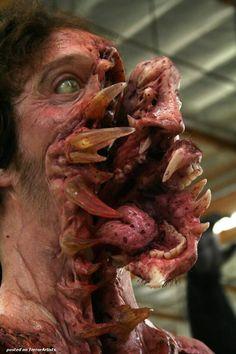 Horror Mask looks like it's inspired by John Carpenter's The Thing
