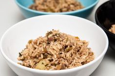 Chicken Rice Recipes, Easy Chicken And Rice, Clean Recipes, Healthy Recipes, Free Recipes, Sauce Pour Porc, Chopped Liver, Chicken Heart, Dirty Rice