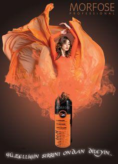 Morfose reklam 2 by Haldun çağlıner, via Behance