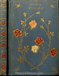 Poe's Poems--I already HAVE an anthology, I want THIS edition (of course, just to be difficult)