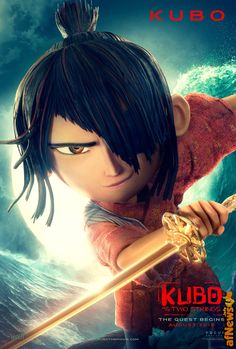 "Laika's ""Kubo and the two strings"": new trailer and posters, chapeau! - http://www.afnews.info/wordpress/2016/01/28/laikas-kubo-and-the-two-strings-new-trailer-and-posters-chapeau/"
