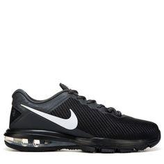 Nike Men s Air Max Full Ride TR 1.5 Training Shoes (Black White) Training 4eeab48ca