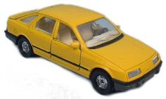 #diecast #Corgi 299 Ford Sierra 2.3 Ghia new or updated at www.diecastplus.info Mid Size Car, Ford Sierra, Corgi Toys, Car And Driver, Diecast Models, Sexy, Branding