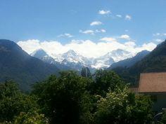 Eiger, Mönch and Jungfrau