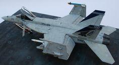 1/48 F/A-18E VFA-143 AG100