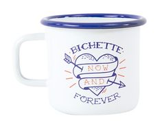 Mug Email Blanc - Bichette - Lolita Picco