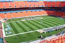 Joe Robbie Stadium--Miami