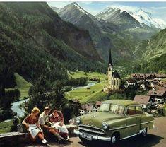 "Tarihi Bilim on Twitter: ""Opel arabalarının reklamı için çekilmiş olan fotoğraflar, 1950'ler.… "" Pretty Cars, Summer Photos, Car Ins, Vintage Ads, Olympia, Classic Cars, Automobile, Germany, Vehicles"