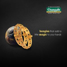 Purity and tradition in style  Buy Now : https://www.chungathjewellery.com/gold/bangles