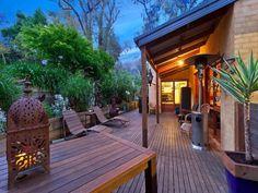 Verandah outdoor area