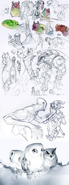 Luke Mancini ✤ || CHARACTER DESIGN REFERENCES | キャラクターデザイン • Find more at https://www.facebook.com/CharacterDesignReferences if you're looking for: #lineart #art #character #design #illustration #expressions #best #animation #drawing #archive #library #reference #anatomy #traditional #sketch #development #artist #pose #settei #gestures #how #to #tutorial #comics #conceptart #modelsheet #cartoon || ✤