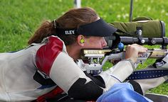 The NRA National Smallbore Rifle Championships continue this week in Ohio as the Prone shooters take to the field.  Shot at distances of up to 100 yards, the the Metallic Championship is the aggregate of six separate matches fired over a two day period. Courses of fire include a Dewar course (20 shots at 50 yards and 20 shots at 100 yards), 40 shots at 50 meters, and 400 shots at 100 yards. Coming out on top, with a score of 2400-202x is New York's Reya Kempley.
