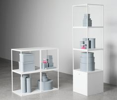 Shelving systems | Storage-Shelving | GRID display | GRID. Check it out on Architonic