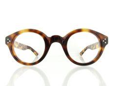 """Old Focals """"Architect"""" light tortoise shell eyeglasses - $169"""