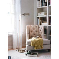 Threshold™ Banker Lamps - Brass