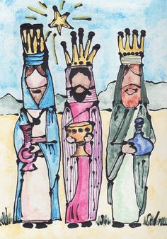 We Three Kings   Back to the Drawing Board