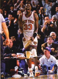 Ewing Let's It All Out.