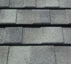Decra metal shingles