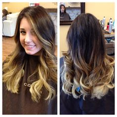 Ombre by Lindsey Crider