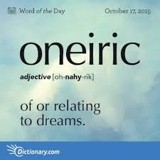 Image result for oneiric
