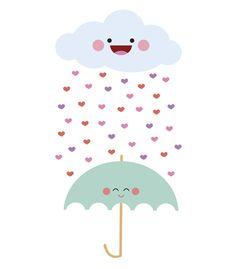camiseta - Love Rain