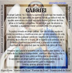 Archangel Prayers, Best Quotes, Life Quotes, Prayer For Protection, Archangel Gabriel, Beautiful Prayers, Angels In Heaven, Prayer Board, God Prayer