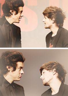 Louis face!