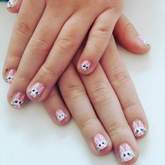 The best Easter nail art ideas - Photo 10