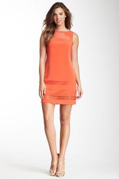 Julia Jordan Geometric Laser Cut Dress by Julia Jordan on @nordstrom_rack