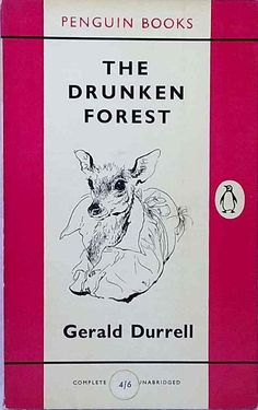The Drunken Forest by Gerald Durrell Penguin Books illustrated vintage 1960 in Books, Magazines, Antiquarian & Collectable Gerald Durrell, Penguin Books, Penguins, Illustration, Vintage, Illustrations, Penguin
