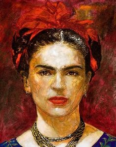 """Solamente Frida"", by George Yepes"