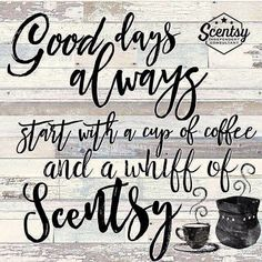 Good morning Pinterest Friends! #scentsy 10% off all month long!!