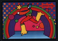 Peter Max Cosmic Jumper by Astronit, via Flickr
