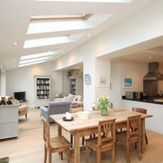 Info About Open Plan Kitchen Dining Living Uncovered 19 - sitihome Open Plan Kitchen Dining Living, Open Plan Kitchen Diner, Open Plan Living, Kitchen Family Rooms, Living Room Kitchen, Kitchen Decor, Living Rooms, Kitchen Tips, Living Area