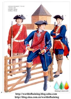 Virginia Regiment 1754-62