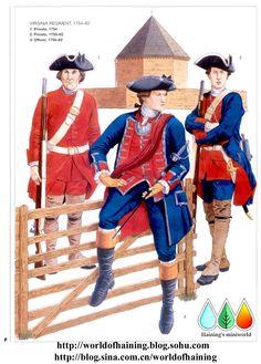 Virginia Regiment 1754-62