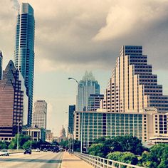 Downtown Austin in Austin, TX