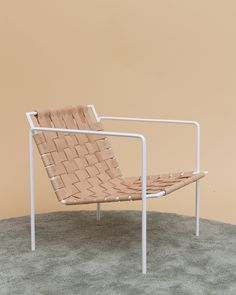 Amigo Modern is a design studio based in Long Beach, CA specializing in furniture and home accessories in the spirit of California Modernism. Outdoor Chairs, Outdoor Furniture, Outdoor Decor, Woven Chair, Bench Stool, Diy Chair, Home Accessories, Repurposed, Interior Design