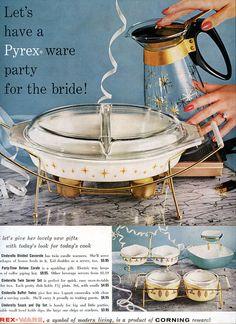 Vintage Pyrex Advertisement | Flickr - Photo Sharing!
