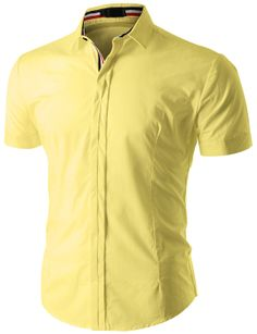 Doublju Short Sleeve Shirt (CMTSTS03) #doublju