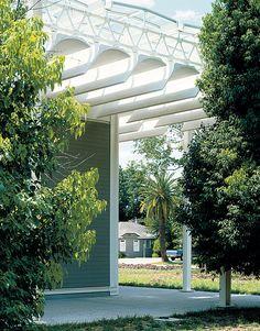 Menil Collection | Renzo Piano Building Workshop (Photo: Hickey & Robertson) | Bustler