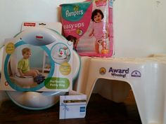 Pampers Easy Ups Potty Learning Package Giveaway!
