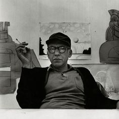 Saul Steinberg (June 15, 1914 – May 12, 1999) was a Romanian-born American cartoonist and illustrator, best known for his work for The New Yorker, most notably View of the World from 9th Avenue.