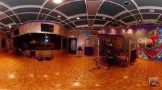 In Paisley Park Studios