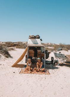 Beach Aesthetic, Travel Aesthetic, Car Travel, Travel Goals, Way Of Life, The Life, Motorhome, Roadtrip Australia, Van Living