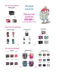 Frozen Sale Jan 2014