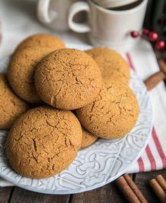 Skånska pepparkakor | Fredriks fika - Allas.se Fika, Cookies, Sweet, Desserts, Christmas, Crack Crackers, Candy, Tailgate Desserts, Xmas