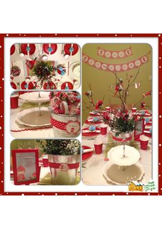 Little Red Riding Hood Birthday Party For My 2 Year Old Girlkids