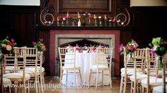 Beautiful flowers decorating the ceremony Flower Decorations, Table Decorations, Wedding Venues, Wedding Photos, Spring Weddings, Fulham, London Wedding, Summer Colors, Special Day