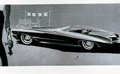 Cadillac design from the early '60s. http://www.ritcheycadillacbuickgmc.com/